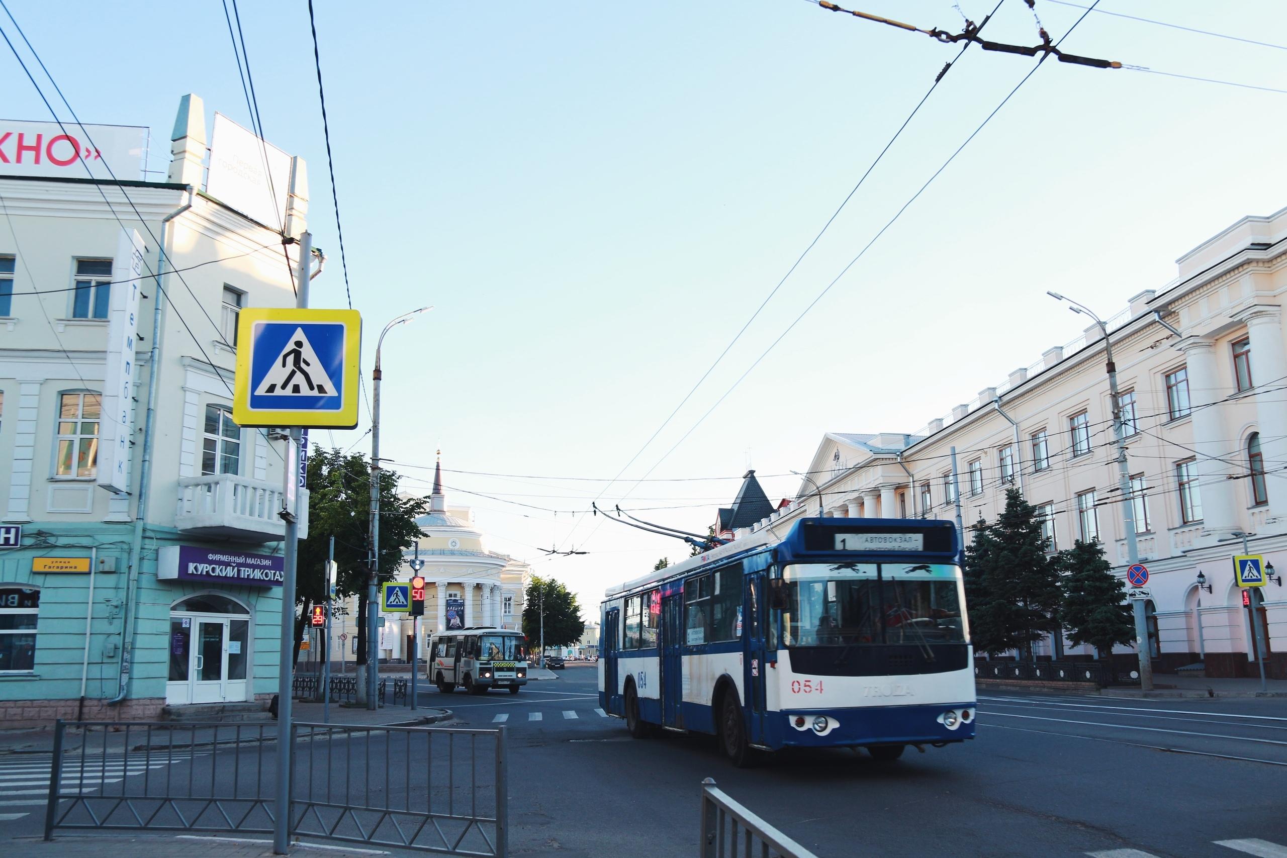 Троллейбусы №1 и №8 продолжат работать после перекрытия Красного моста