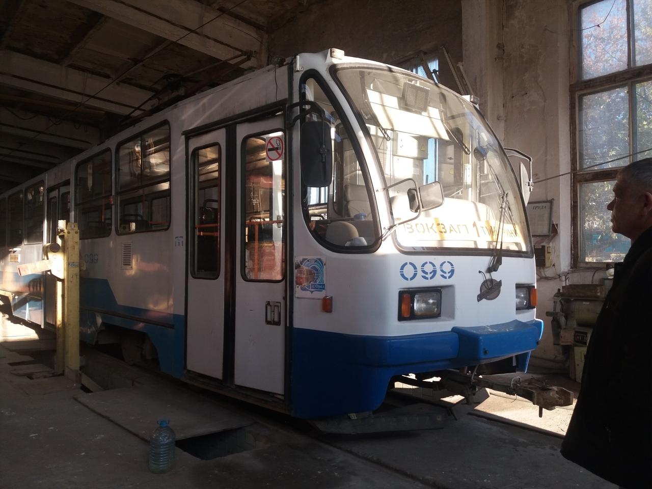 В ТТП обсудили запуск «квадратного» трамвая