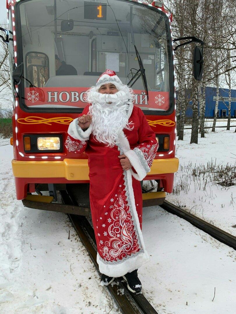ТТП выпустит новогодний транспорт