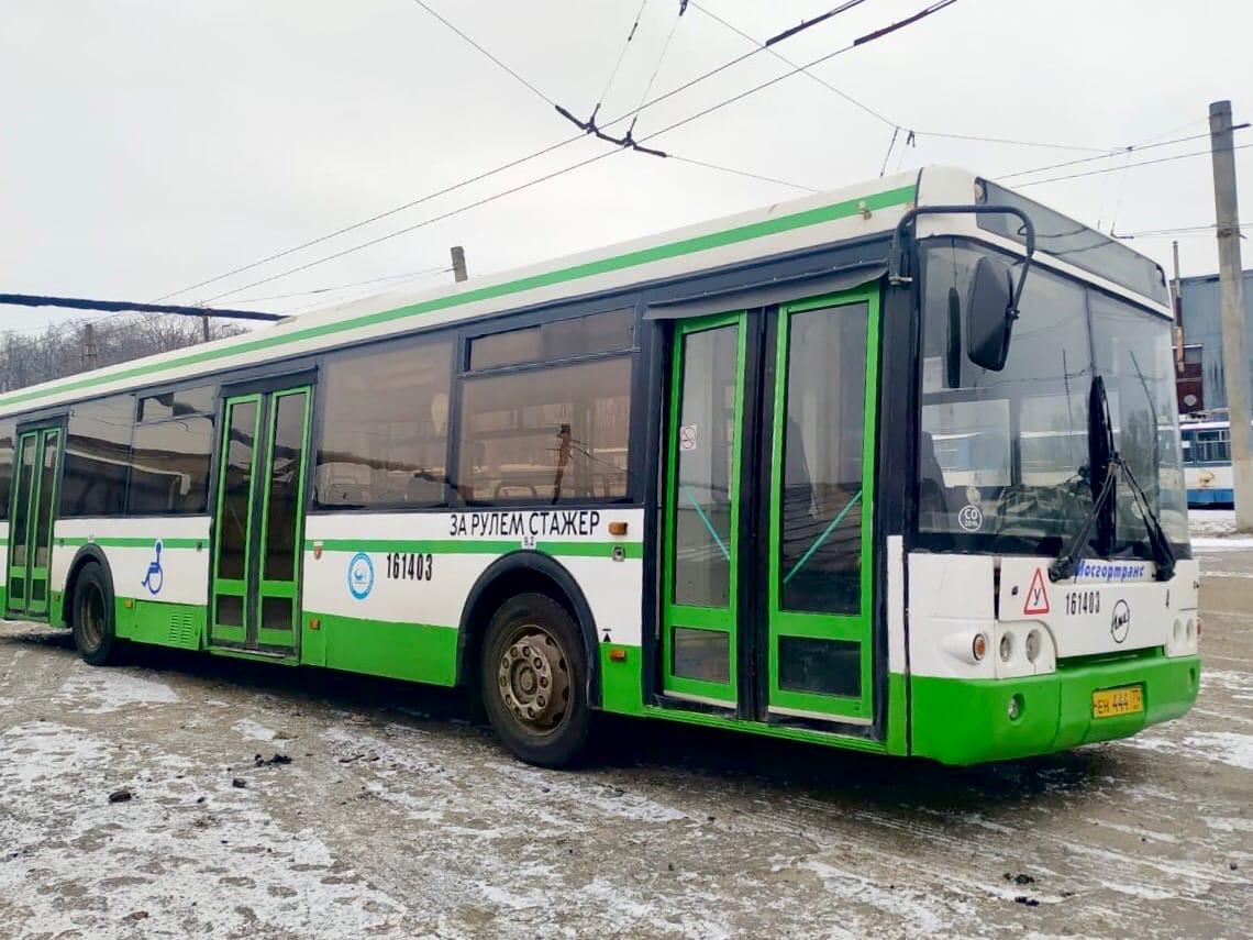 ТТП будет обучать водителей автобусов